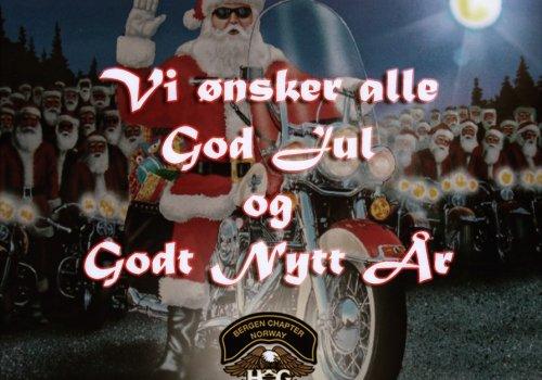 God Jul og Godt…