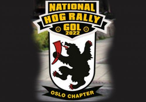 National H.O.G. Rally 2022